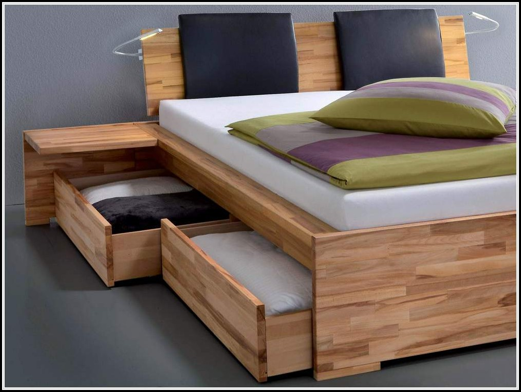 Bed With Drawers Underneath Nz