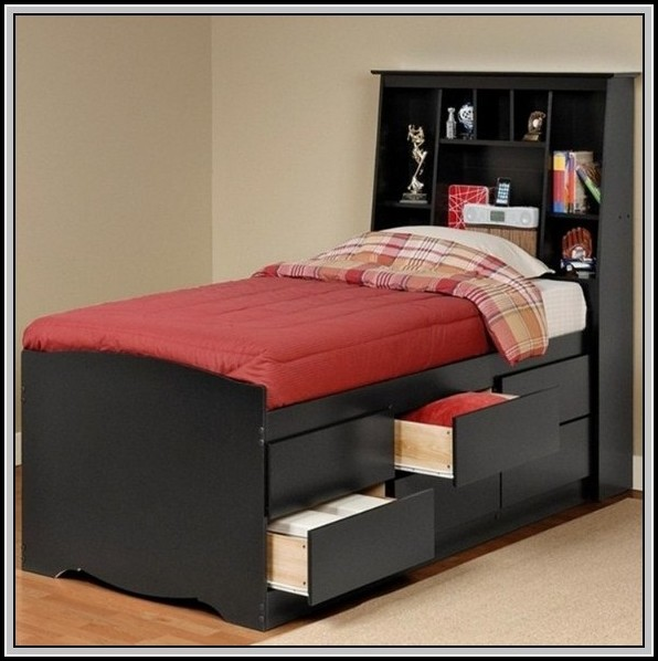 Captains Bed Twin Canada