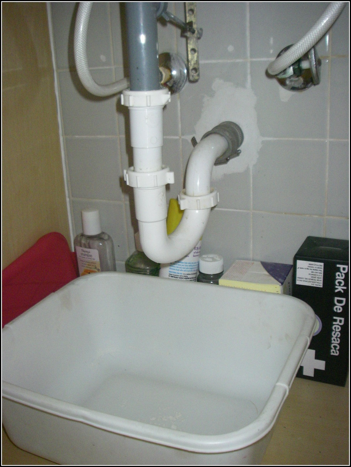 Unclog Bathroom Sink Chemicals