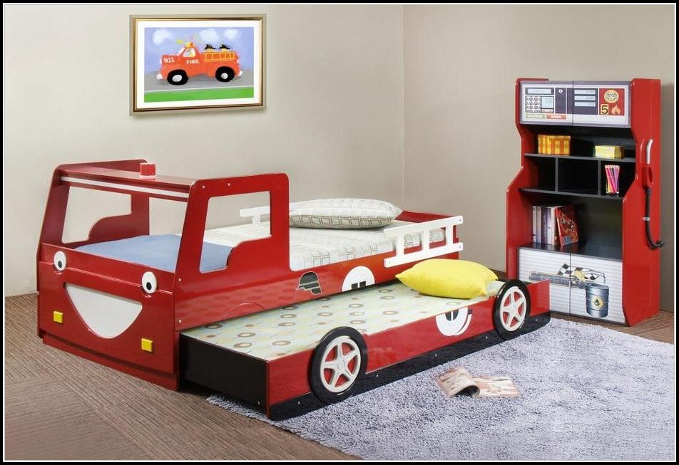 Unique Toddler Beds For Boys