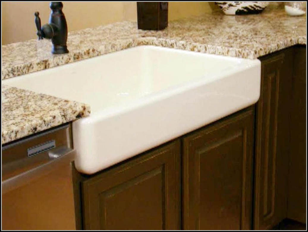 30 Farmhouse Sink Base Cabinet