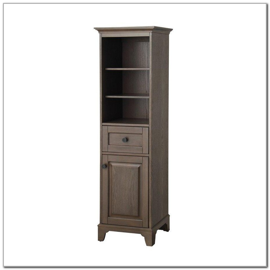 Allen And Roth Linen Cabinets