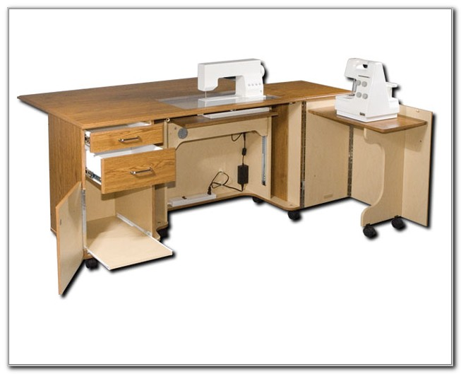 Best Sewing Machine Cabinets And Tables