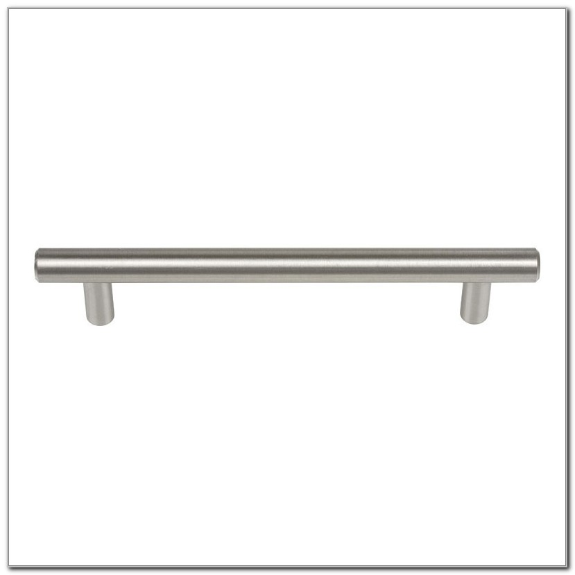Cabinet Door Pulls Brushed Nickel