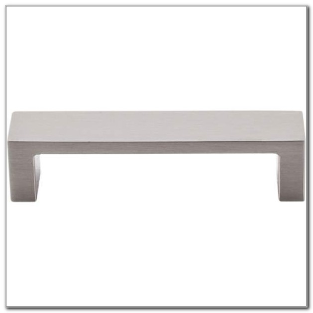 Cabinet Pulls Brushed Nickel 3 Inch