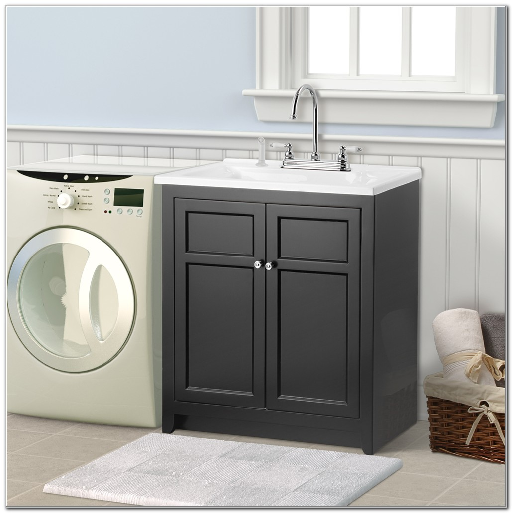 Home Depot Bathroom Sinks With Cabinet