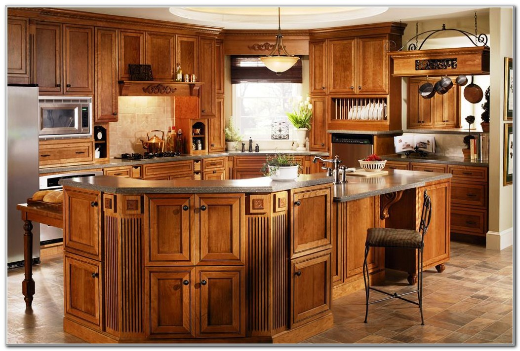 Home Depot Kraftmaid Kitchen Cabinets