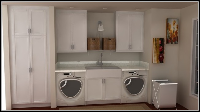 Ikea Kitchen Cabinets For Laundry Room