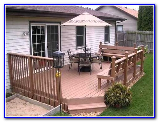 Inexpensive Deck Cover Ideas