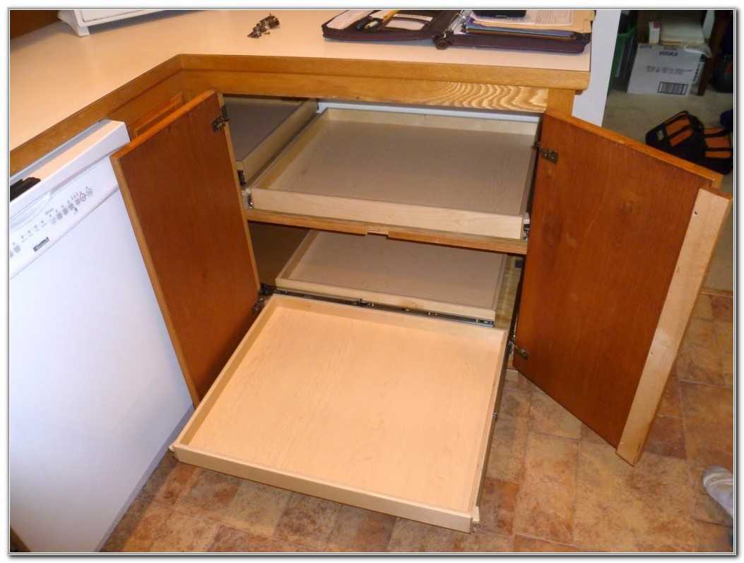 Kitchen Blind Corner Cabinet Ideas