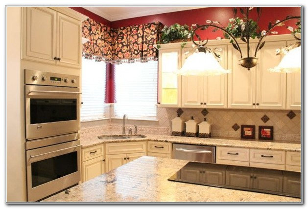 Kitchen Cabinet Height With Countertop