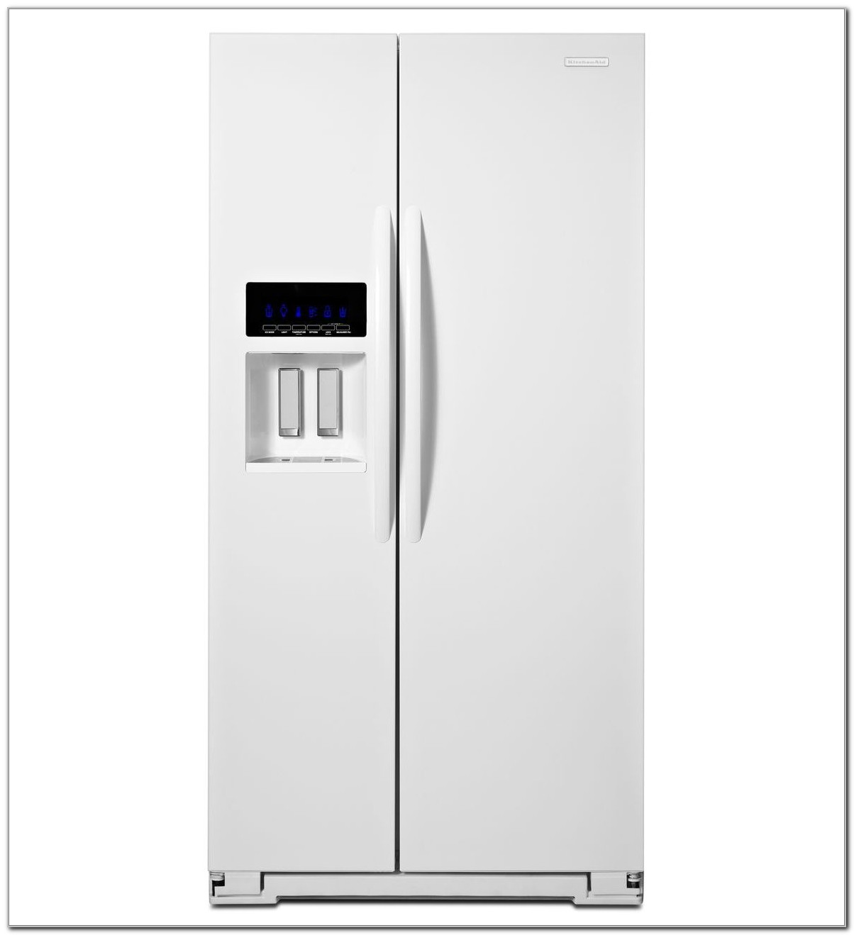 Kitchenaid Counter Depth Refrigerator White