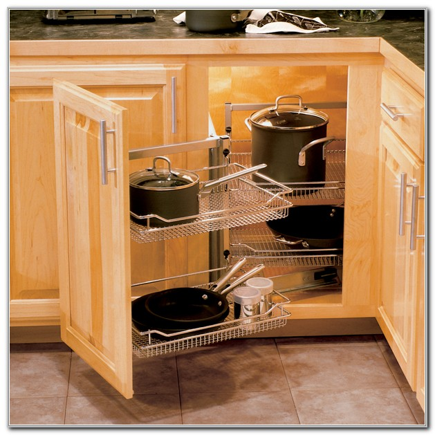 Lazy Susan Alternatives Cabinet