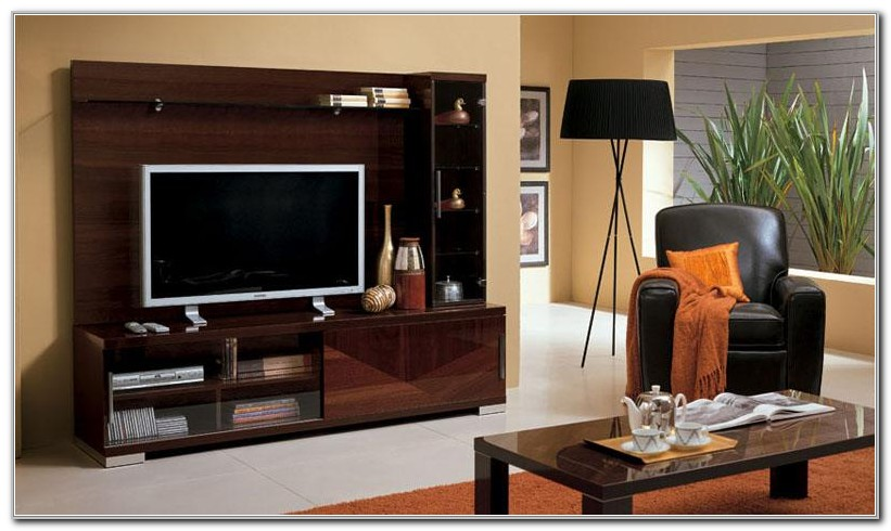 Living Room Cabinet Designs India