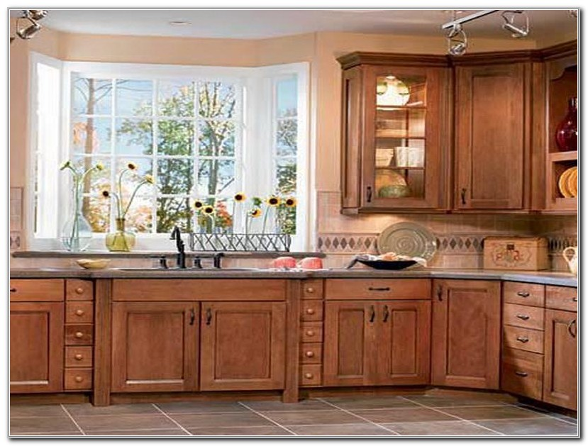 Refinishing Oak Kitchen Cabinets Ideas