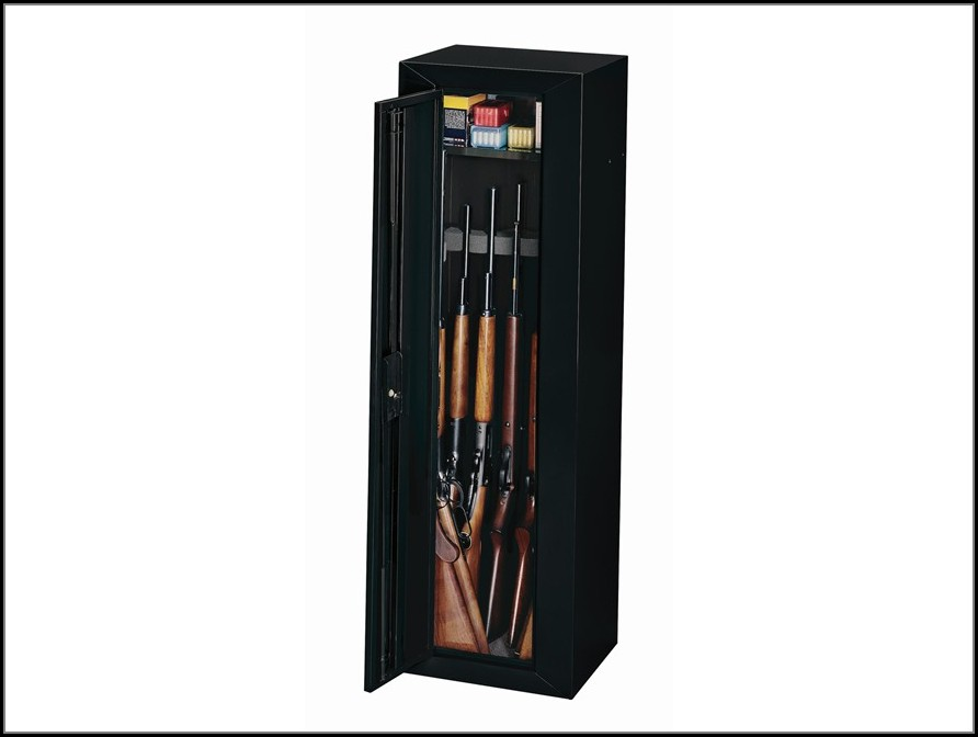 Stack On Gun Cabinet 10