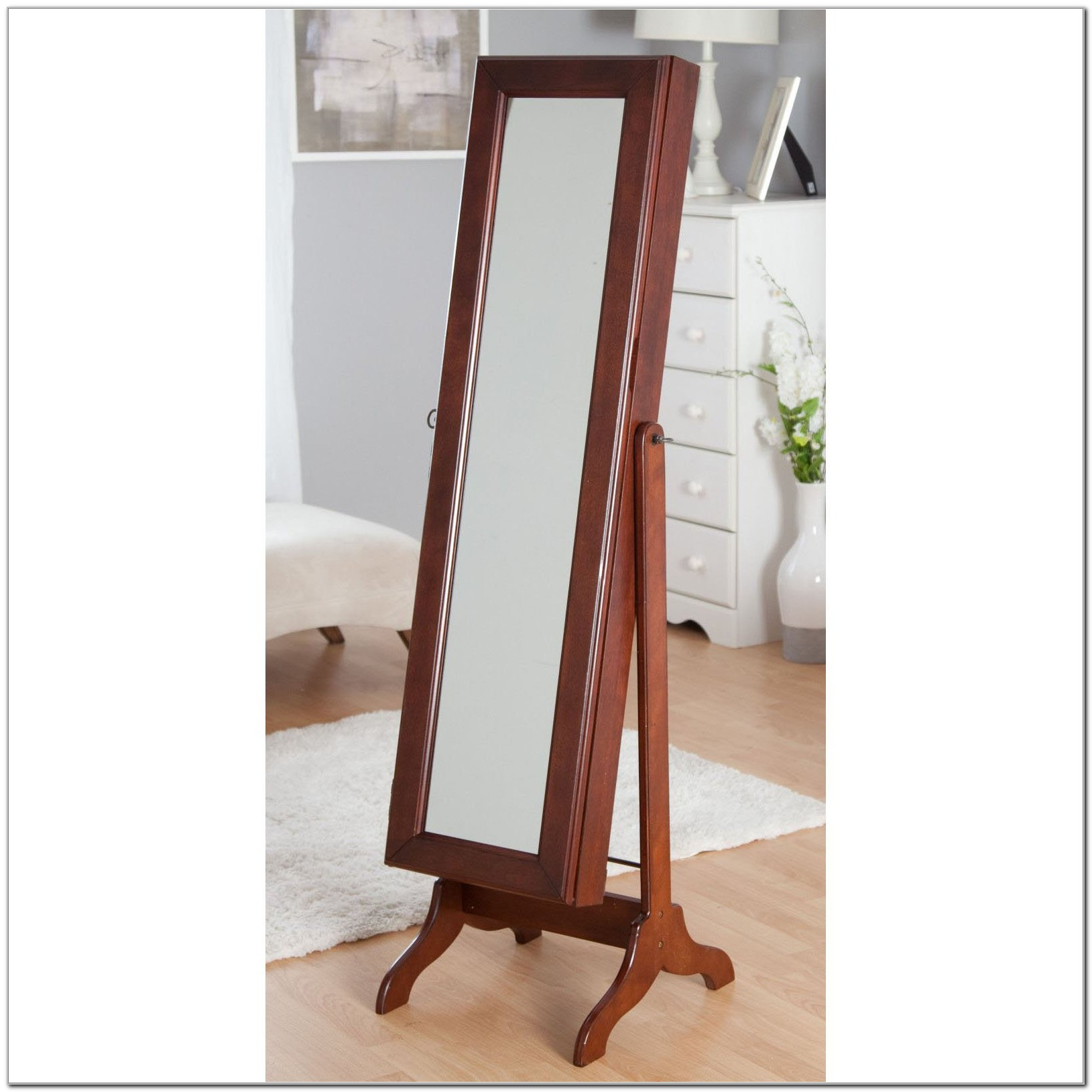 Standing Mirror Jewelry Armoire Big Lots