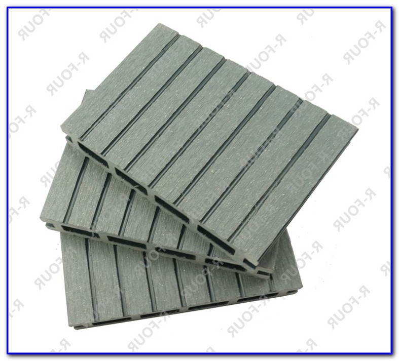 Treated Wood Decking Boards