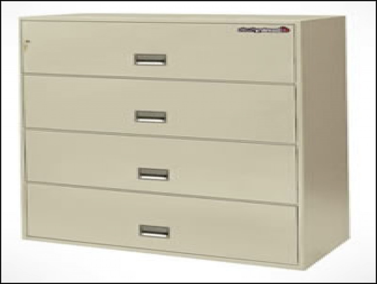 Used Fireproof File Cabinets