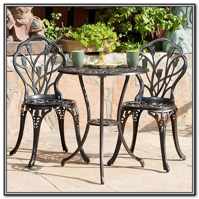 3 Piece Bistro Patio Set Target