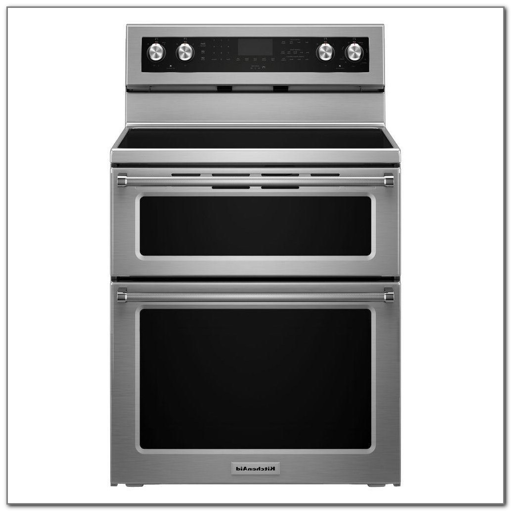 Kitchenaid Double Oven Electric