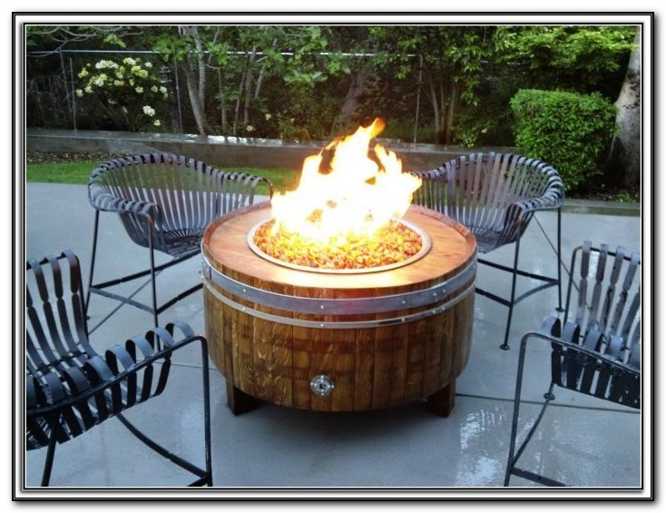 Outdoor Propane Fire Pit Lowes