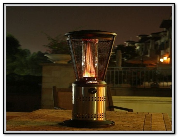 Tabletop Patio Heater Home Depot