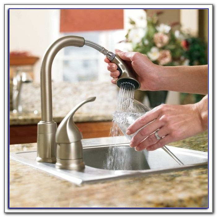 Types Of Kitchen Faucet Handles