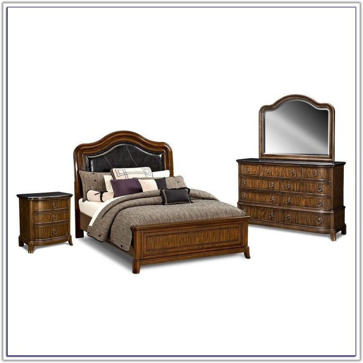 American Signature West Indies Collection: West Indies Bedroom Furniture American Signature