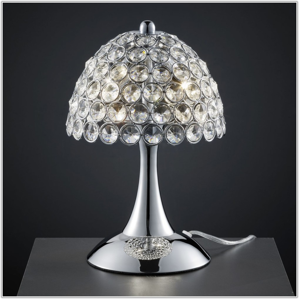 Crystal Table Lamps For Bedroom Uk