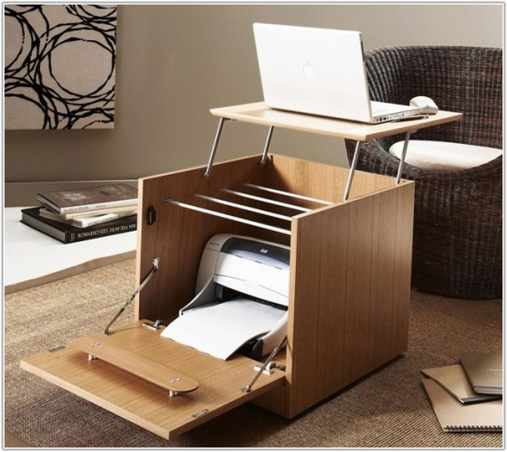 Desks For Small Spaces Modern