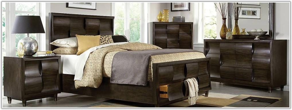Full Size Bed Sets With Mattress