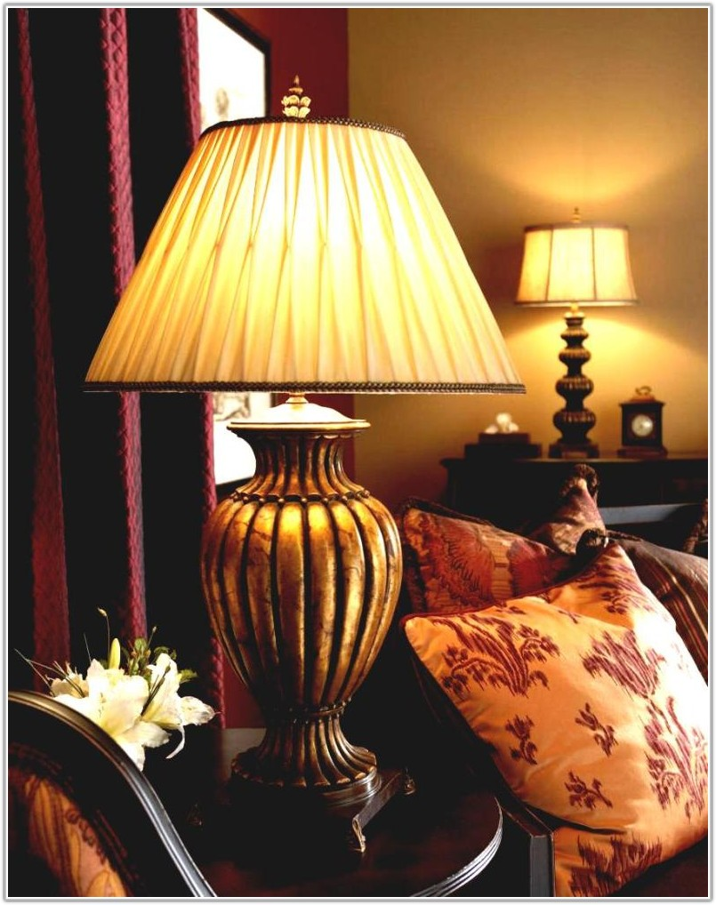 High End Bedroom Table Lamps