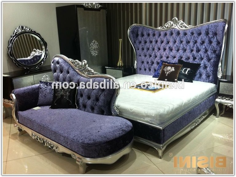 Luxury King Size Bed Sets