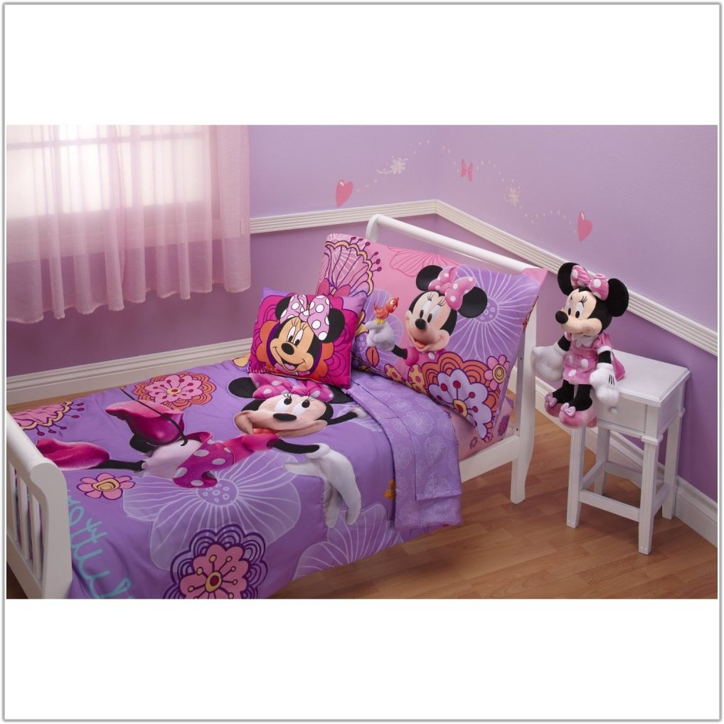 Purple And Gold Bedroom Set