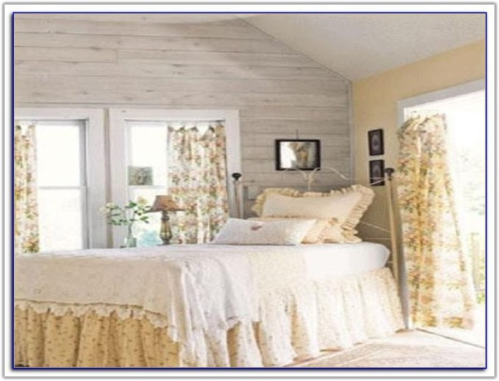 Rustic Off White Bedroom Furniture