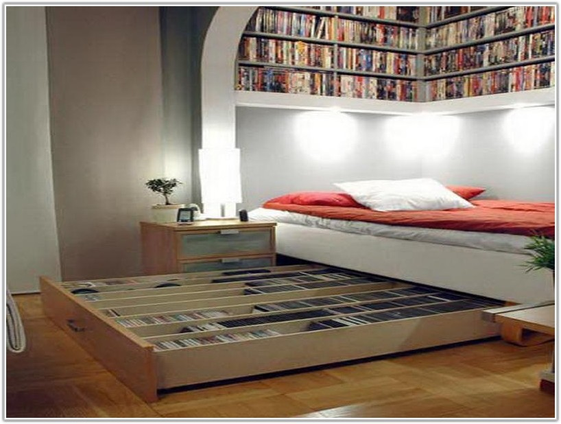 Shelving Ideas For Small Bedrooms