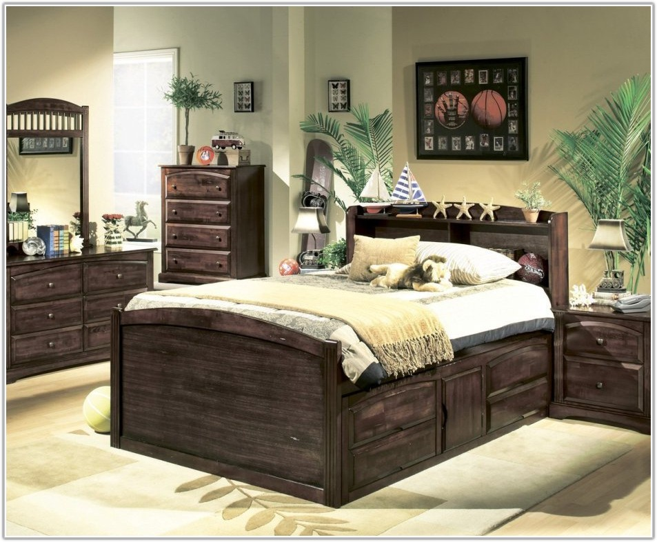 Storage Solutions For Teenage Bedrooms