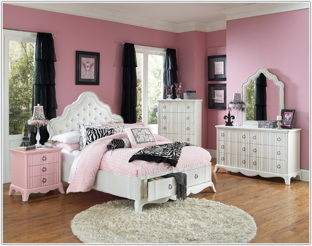 White Twin Size Bedroom Furniture