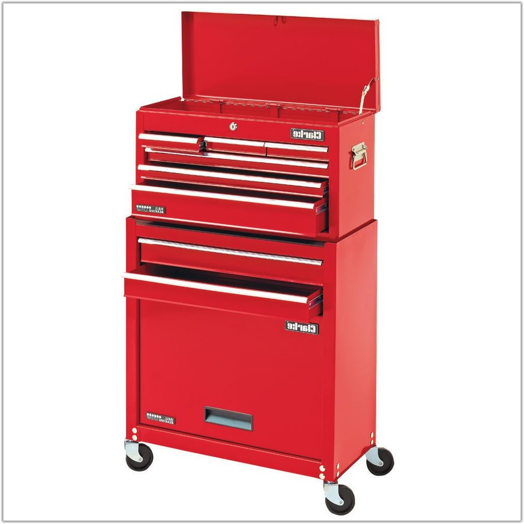 8 Drawer Combination Tool Cabinet