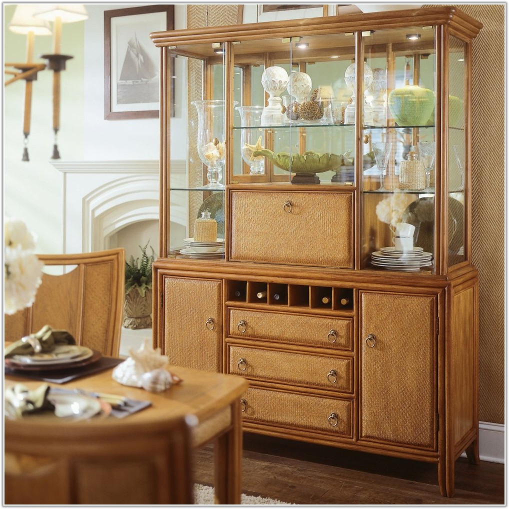 American Drew Antigua China Cabinet