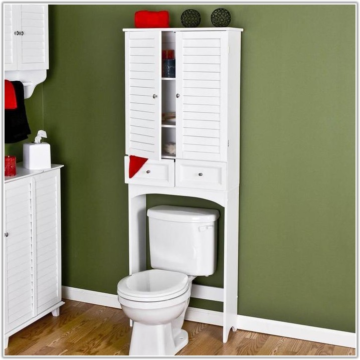 Bathroom Cabinets Over The Toilet
