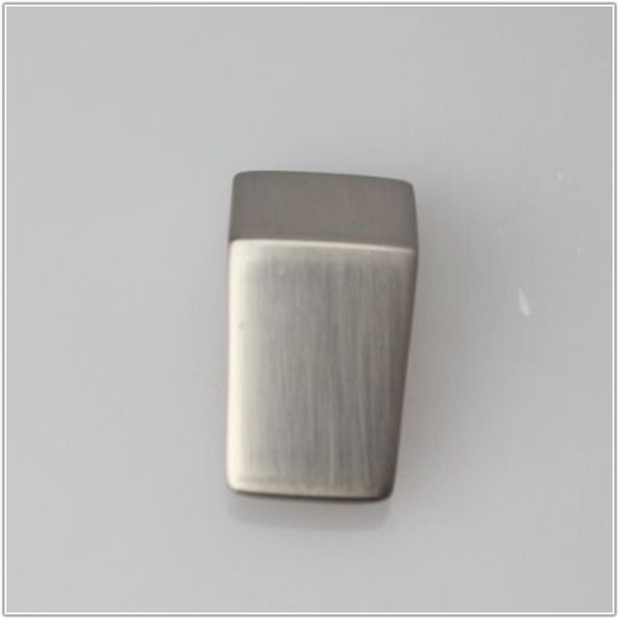 Cabinet Door Knobs Brushed Nickel