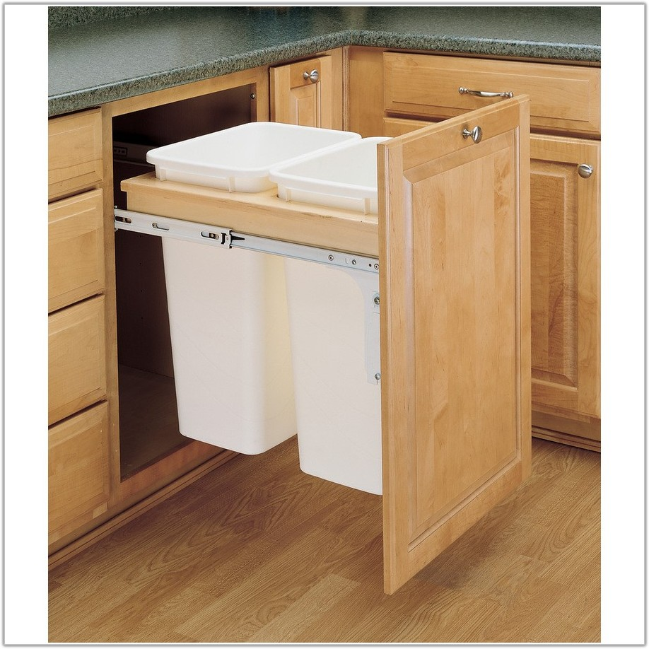 Cabinet Pull Out Top Mount Trash Can