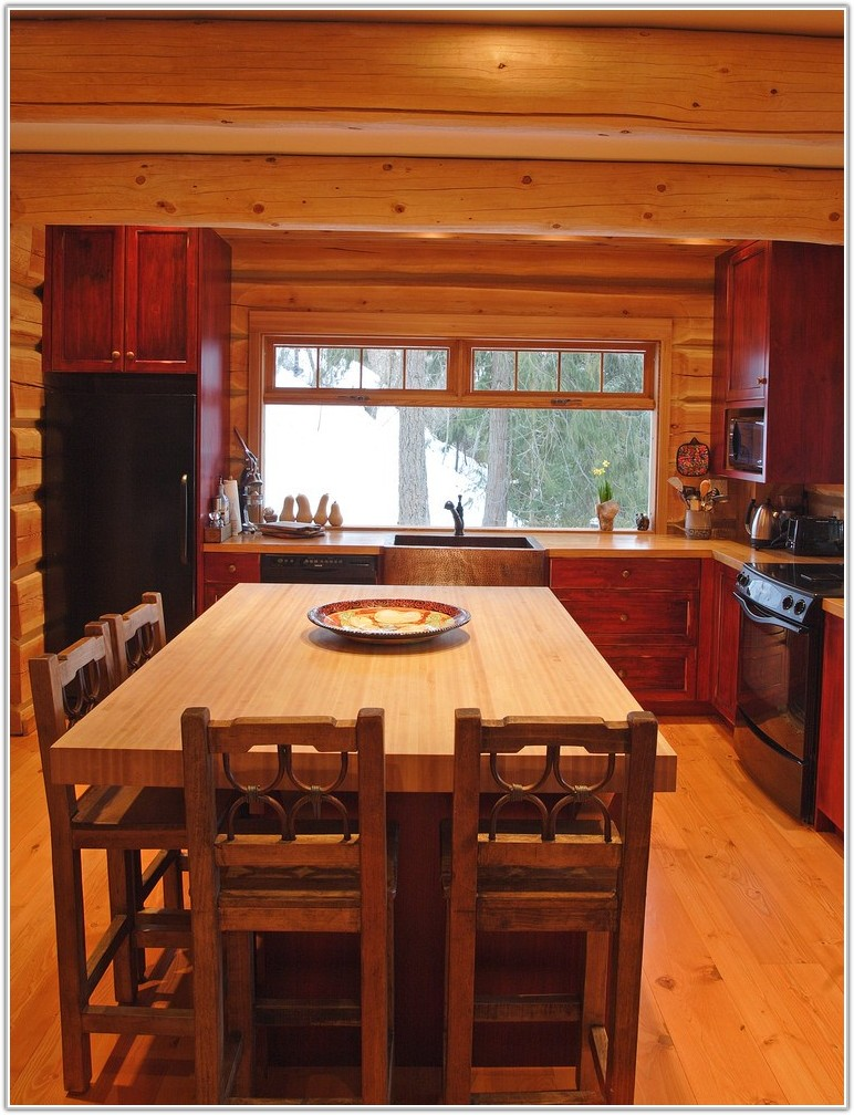 Cherry Wood Stain For Kitchen Cabinets