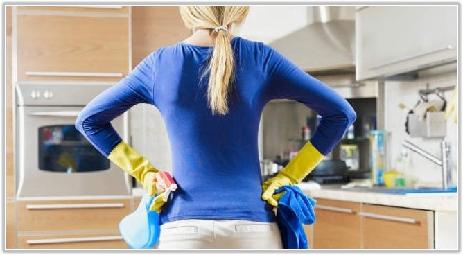 Cleaning Wood Kitchen Cabinets Grease
