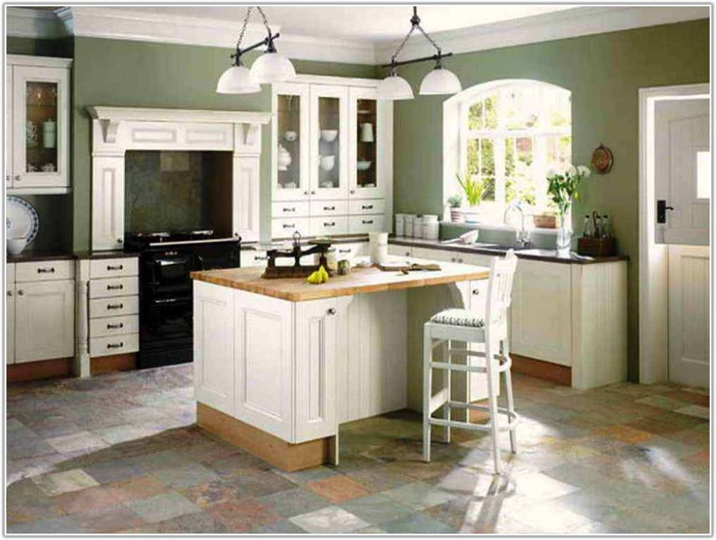 Color Ideas For White Kitchen Cabinets