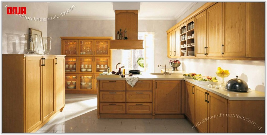 Design Of Kitchen Cabinets In The Philippines