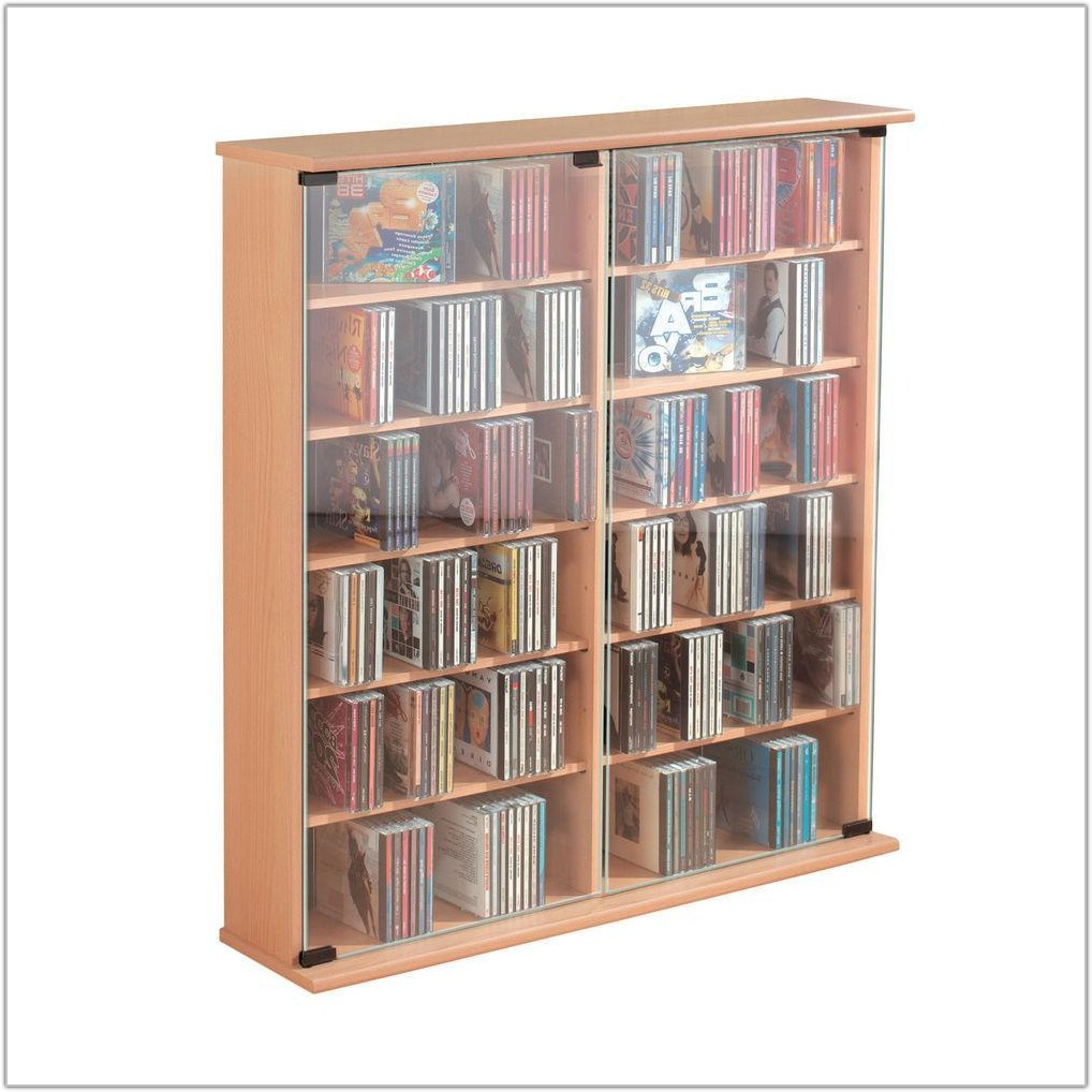 Dvd Storage Cabinets With Doors