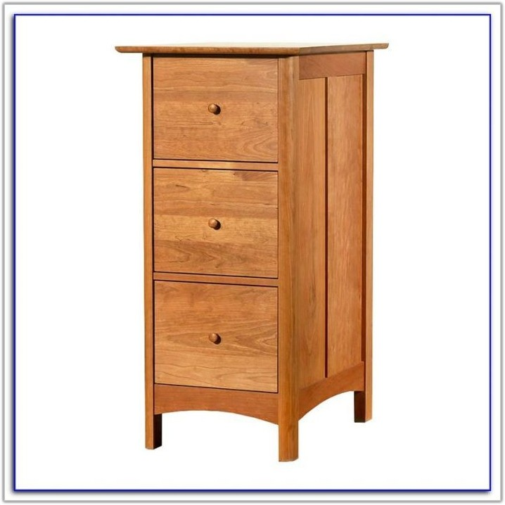 File Cabinets 4 Drawer Vertical Wood